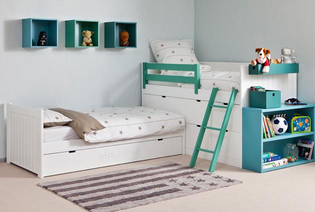 Dormitorios juveniles en zaragoza barbed selecci n for Dormitorios infantiles para dos