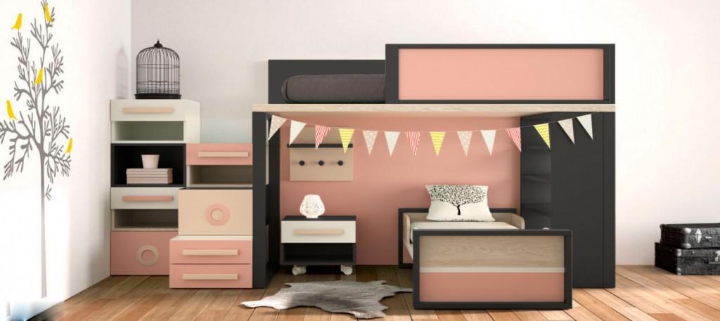Imagenes de dormitorios juveniles home productos - Imagenes dormitorios juveniles ...