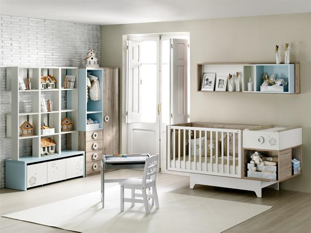 Dormitorios infantiles y juveniles en zaragoza barbed for Habitaciones infantiles zaragoza