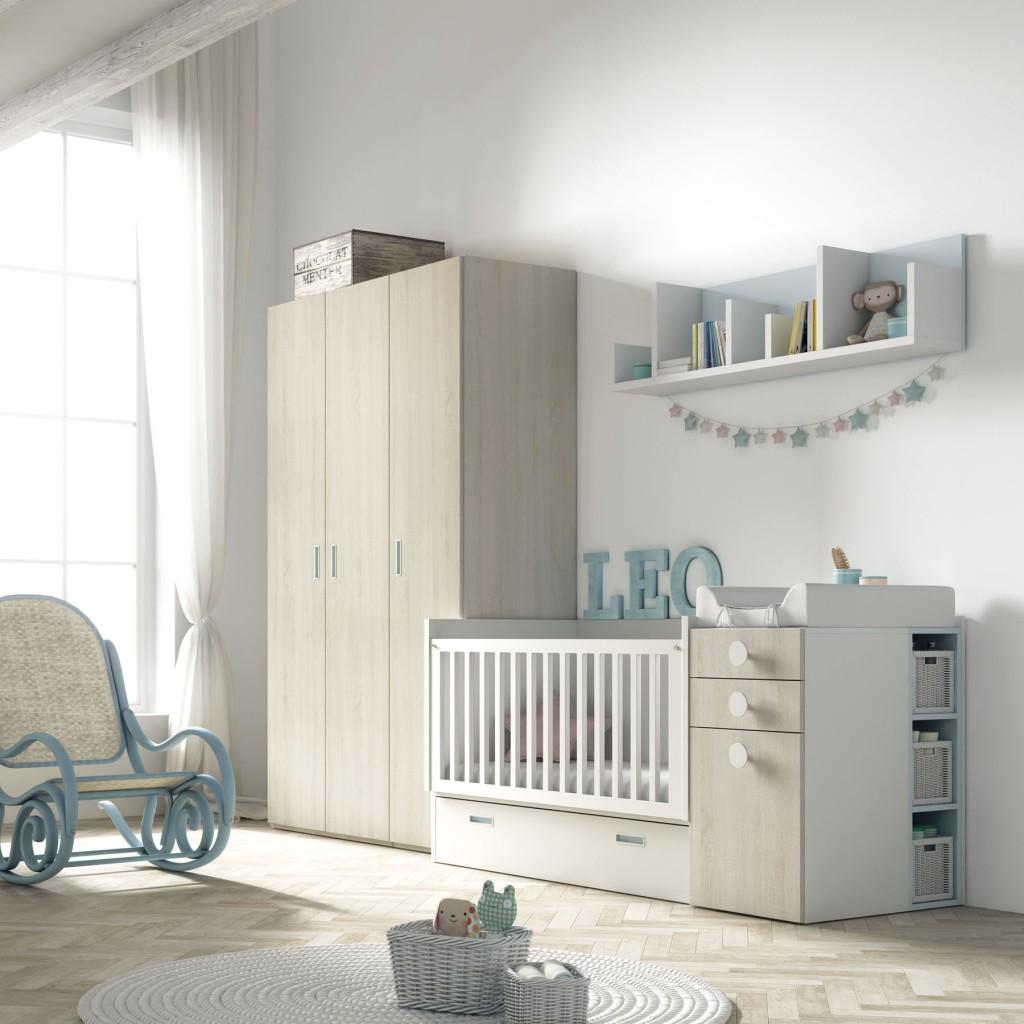 Dormitorios infantiles y juveniles en zaragoza barbed for Muebles habitacion infantil