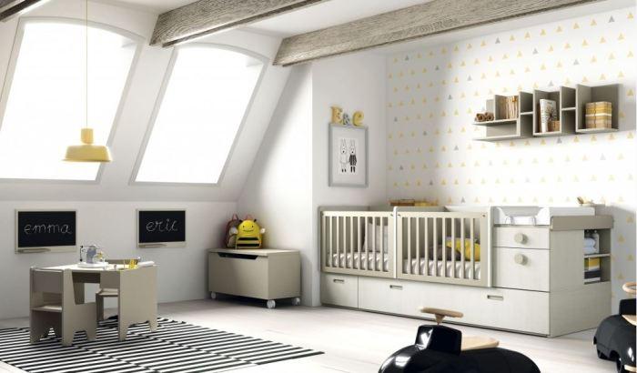 paredes dormitorio infantil