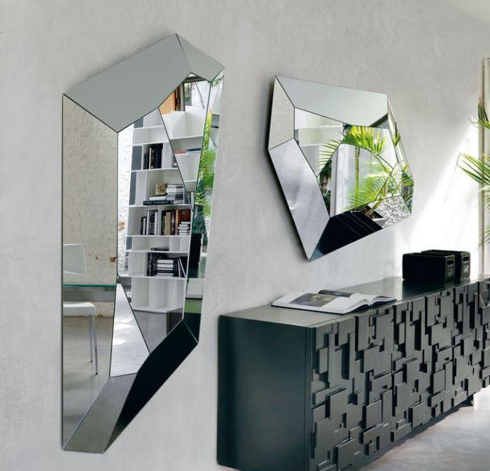 espejos modernos salon