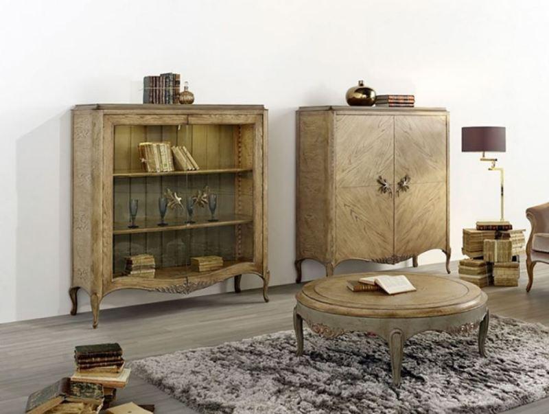 muebles auxilares clasicos